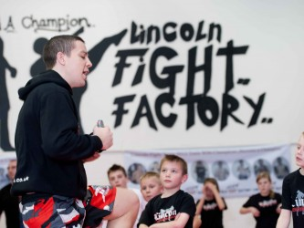Lincoln Fight factory March 2012.